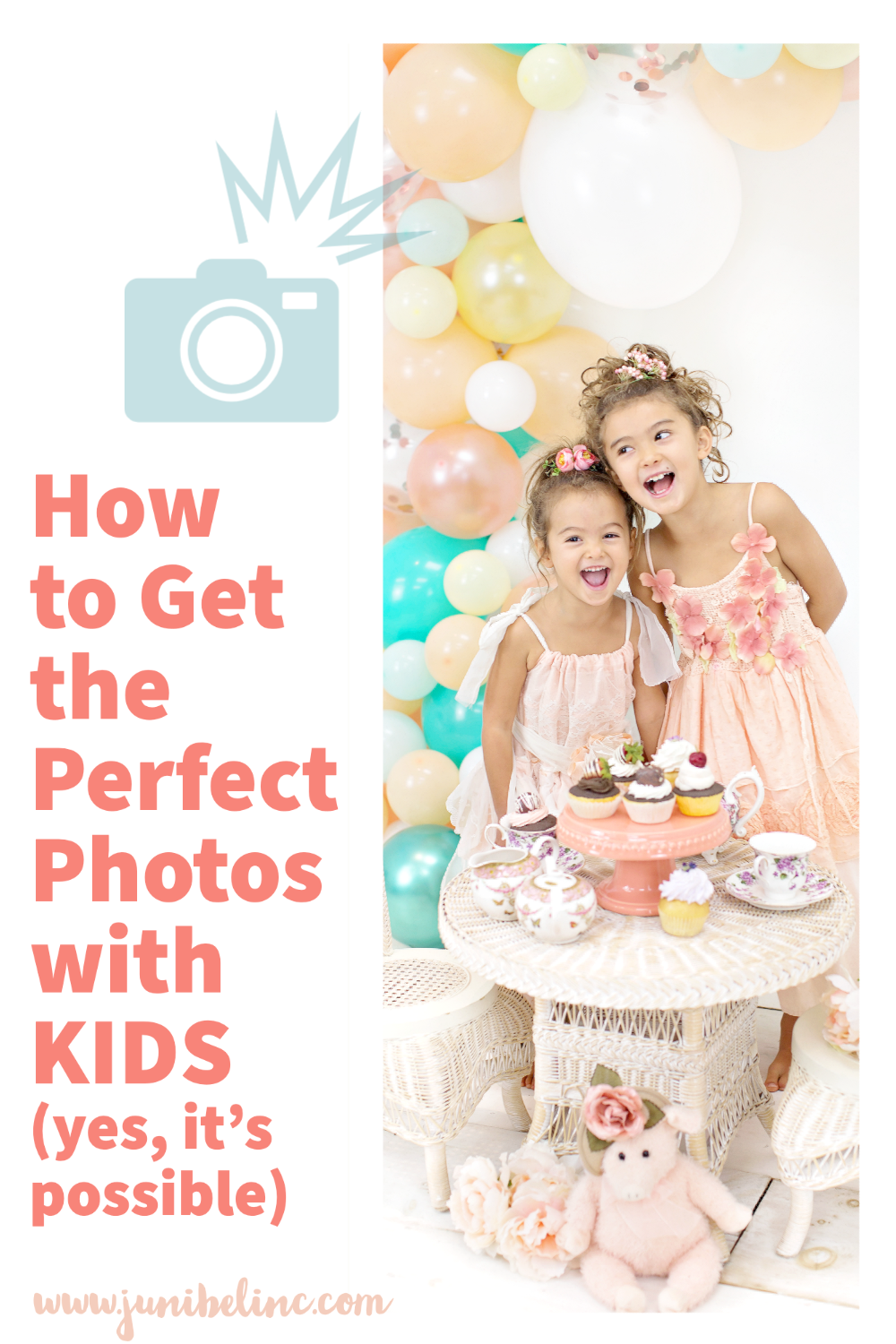 Top tips to get the perfect pic photo shot with kids children props