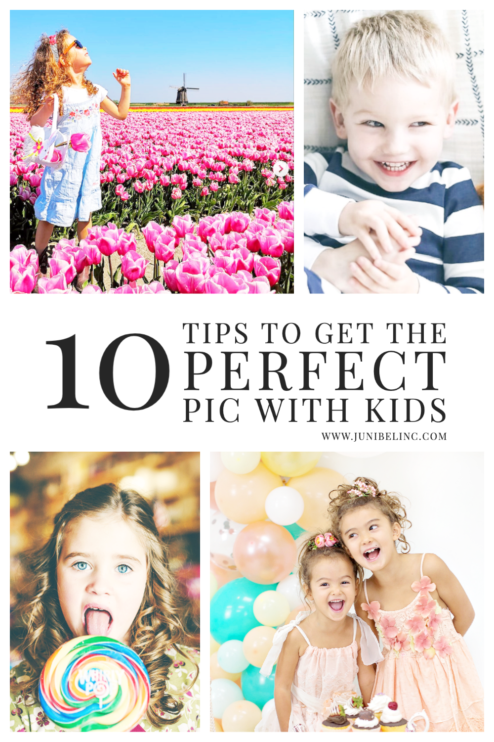 Top tips to get the perfect pic photo shot with kids children