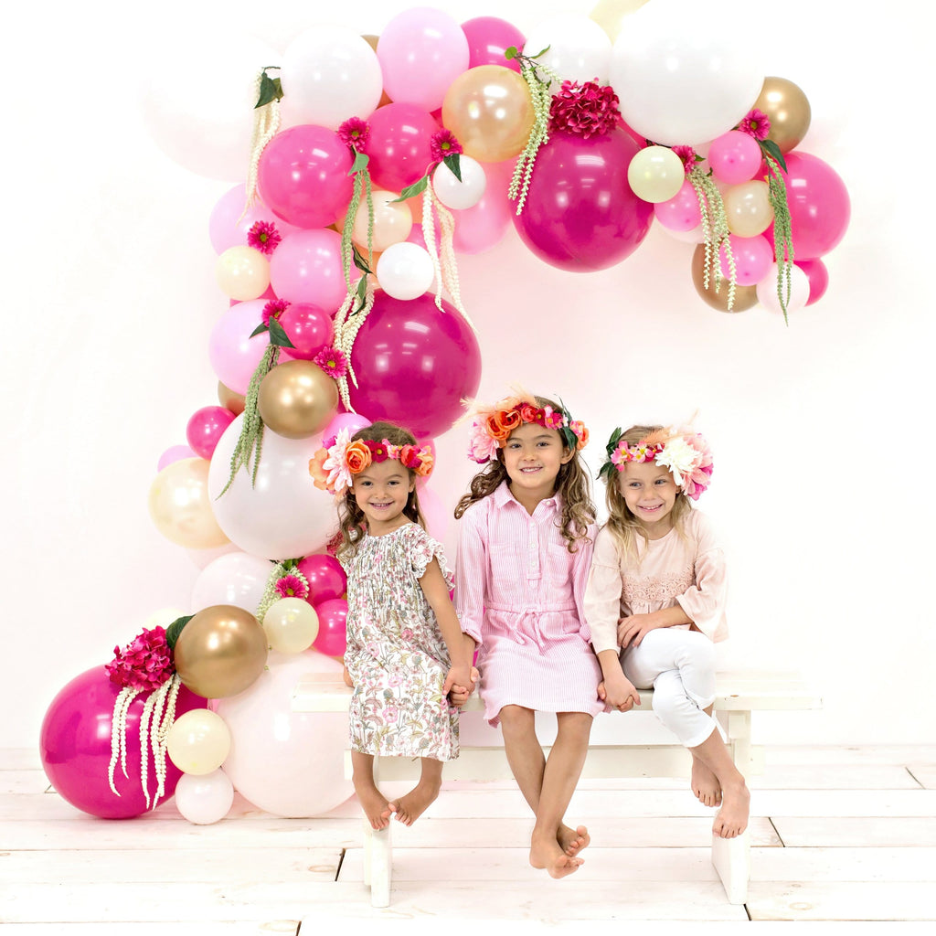 TROPICAL Balloon Garland Kit - Junibel