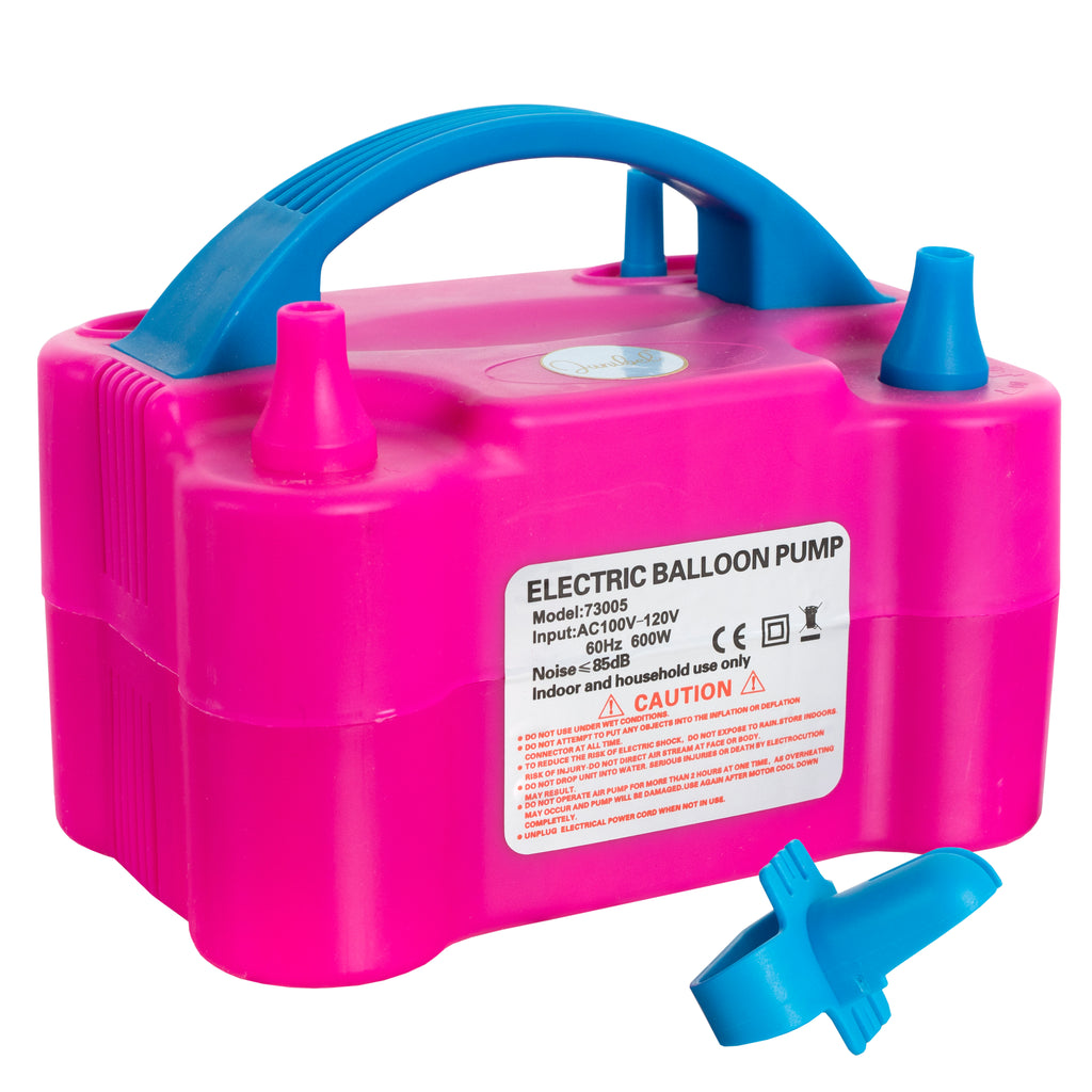 Premium Electric Balloon Pump - Junibel