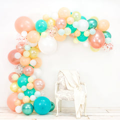 BLUSH Balloon Garland Kit - Junibel