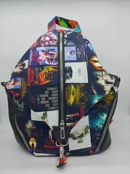 Horror movie backpack