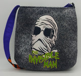 Invisible Man shoulder bag