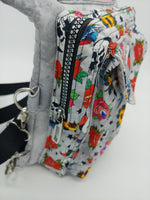 Rebel Tatoos Hip Holster Waist Bag