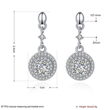 Load image into Gallery viewer, S925 Sparkle Droplets, , Moxie Jewellery, Moxie Jewellery - Moxie Jewellery