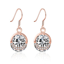 Load image into Gallery viewer, S925 Rose Gold Droplets, , Moxie Jewellery, Moxie Jewellery - Moxie Jewellery