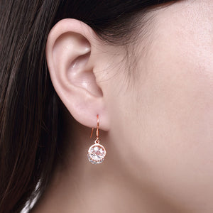 S925 Rose Gold Droplets, , Moxie Jewellery, Moxie Jewellery - Moxie Jewellery