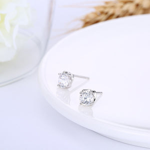 S925 Circle Studs, , Moxie Jewellery, Moxie Jewellery - Moxie Jewellery