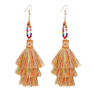 Groovy Layered Earrings, , Moxie Jewellery, Moxie Jewellery - Moxie Jewellery