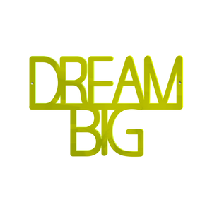 DREAM BIG NEON