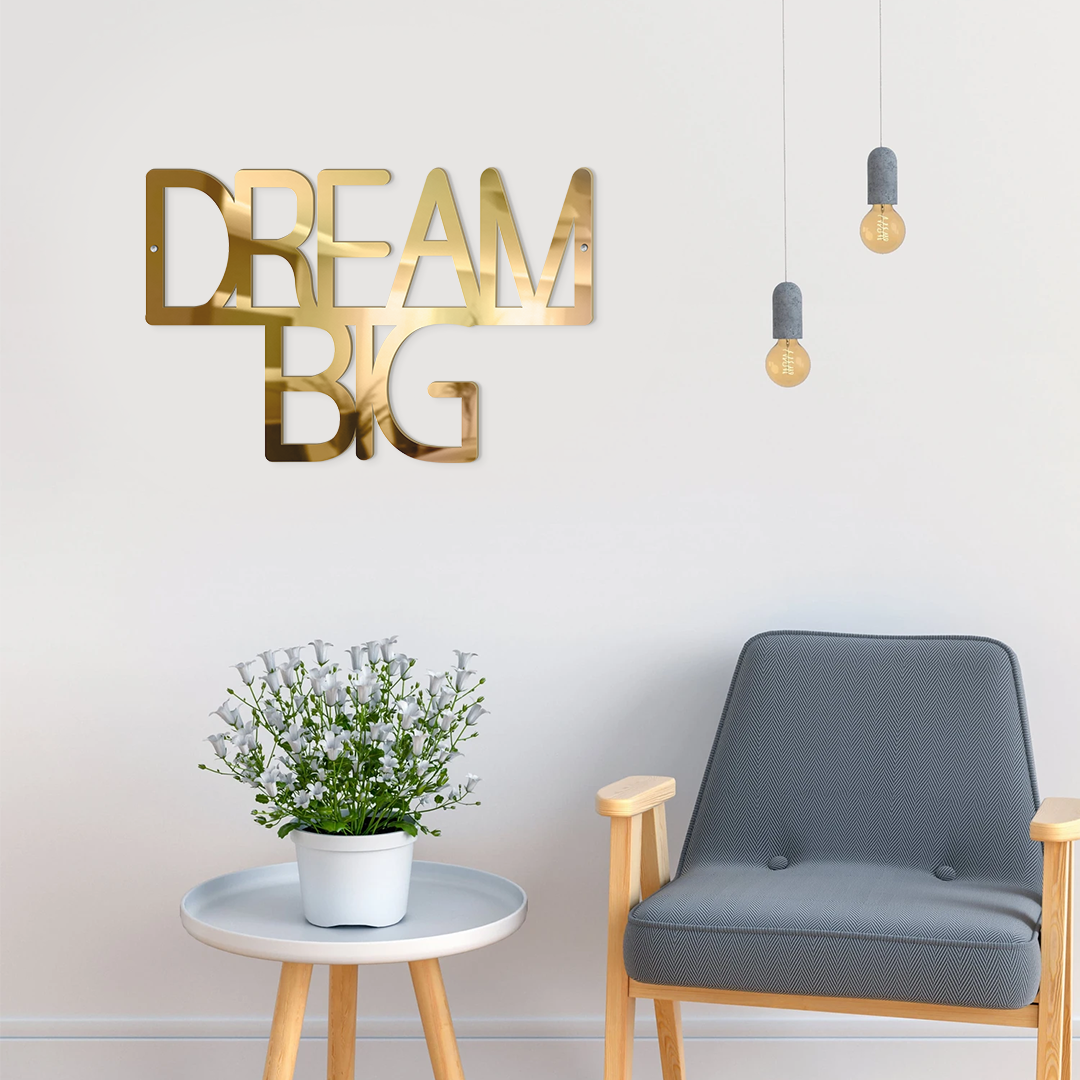 DREAM BIG MIRROR