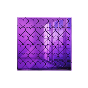 MULTI HEARTS COLORS MIRROR