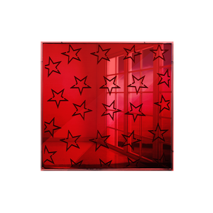 MULTIPLE STAR COLORS MIRROR