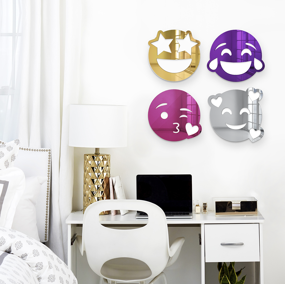 LOL EMOJI MIRROR