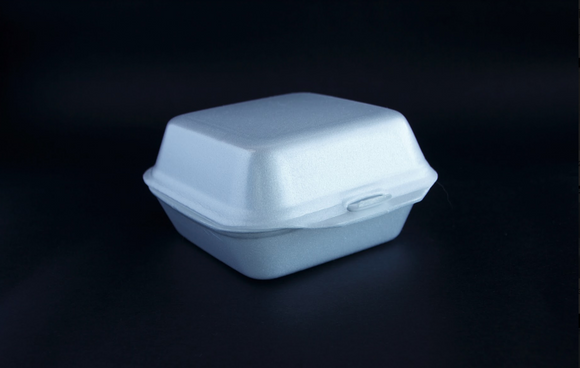 Foam Burger Box