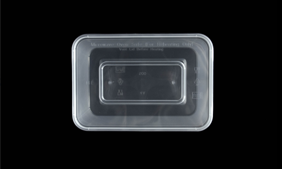 Rectangular Food Container Lids