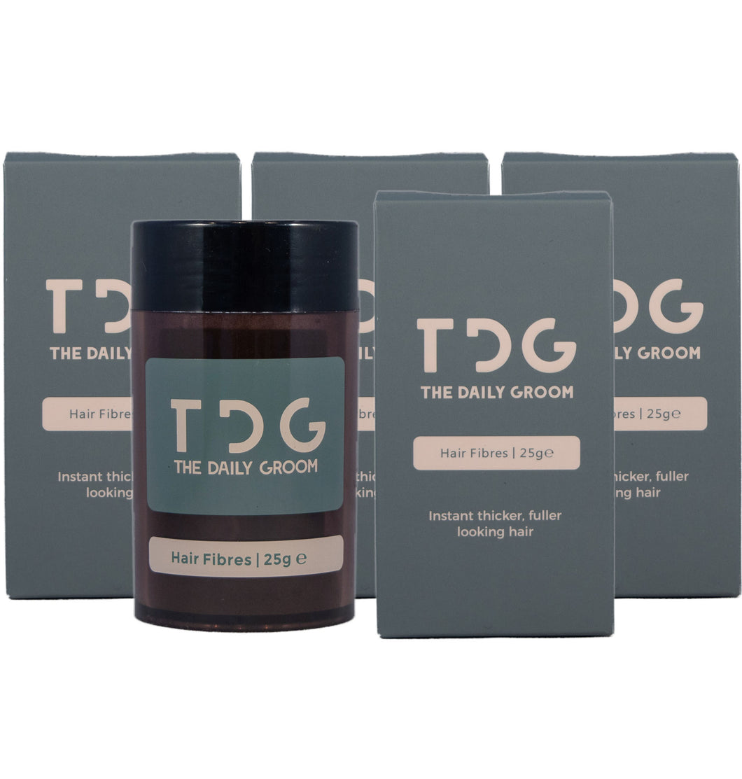 100g - The saver<br>The Daily Groom Hair Fibres<br><font color=