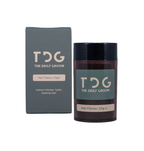 "25g - The starter<br>The Daily Groom Hair Fibres<br><font color=""red"">FREE Delivery</font>"
