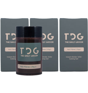 "75g - The daily<br>The Daily Groom Hair Fibres<br><font color=""red"">FREE Delivery</font>"