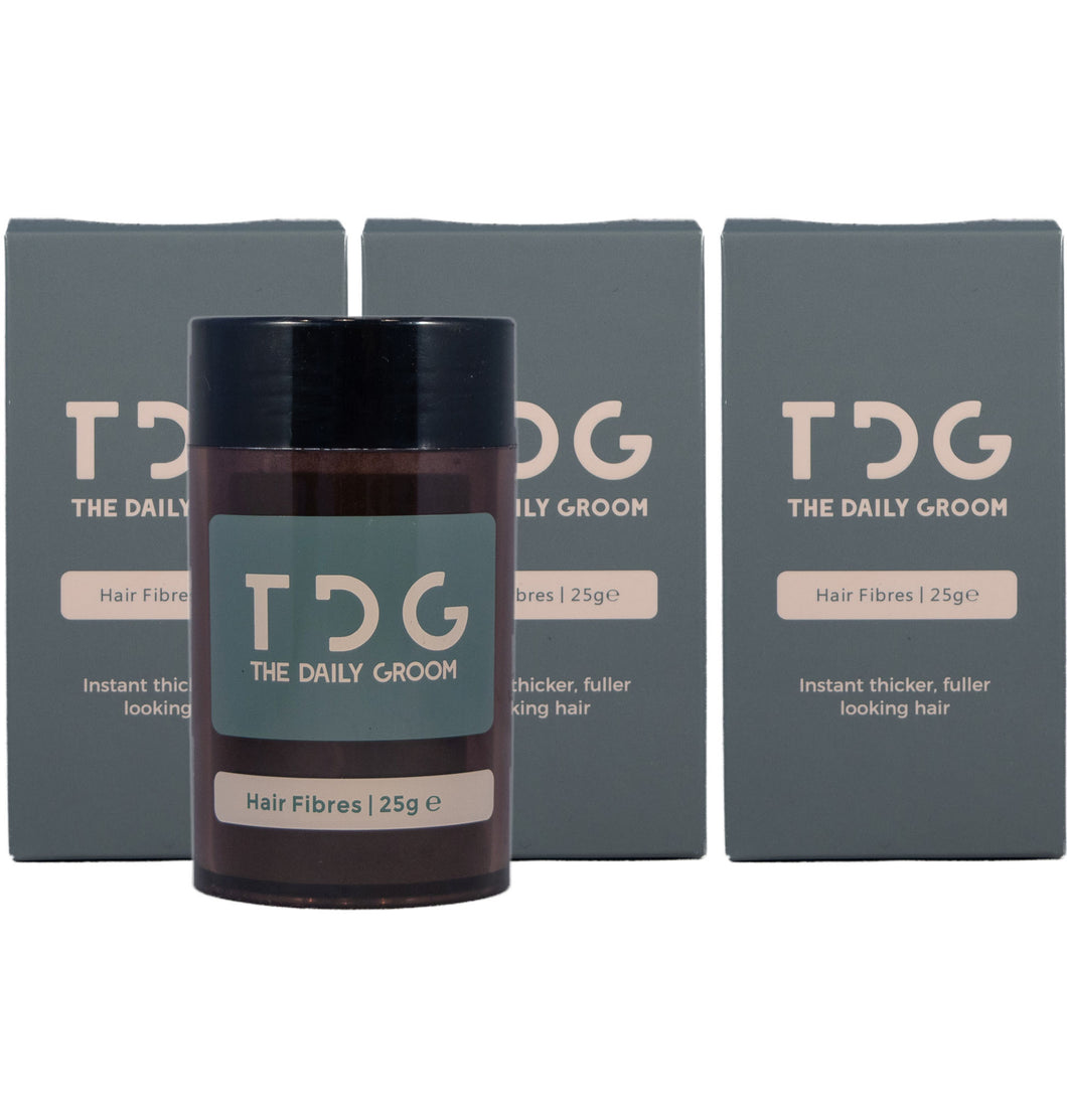 75g - The daily<br>The Daily Groom Hair Fibres<br><font color=