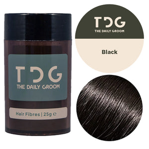 "100g - The saver <br><font color=""#D1A827"">8 months supply</font><!-- The Daily Groom Hair Fibres --><br><strong>FREE Delivery</strong>"