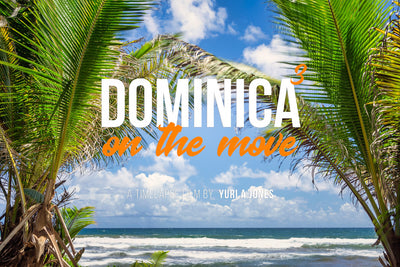 """Dominica On The Move 3"" - a new timelapse film project"