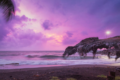 """Purple Storm I"" - How I got the shot"