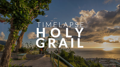 'Holy Grail' timelapses at Morne Bruce