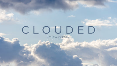 "The release of my new timelapse film ""Clouded"""