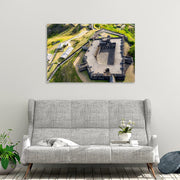 Canvas print of Brimstone Hill Fortress by Yuri A Jones
