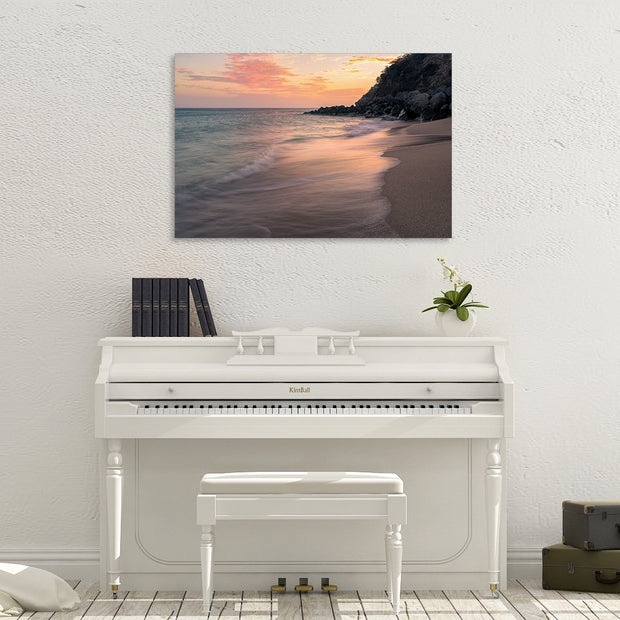 Canvas print of Frigate Bay II by Yuri A Jones