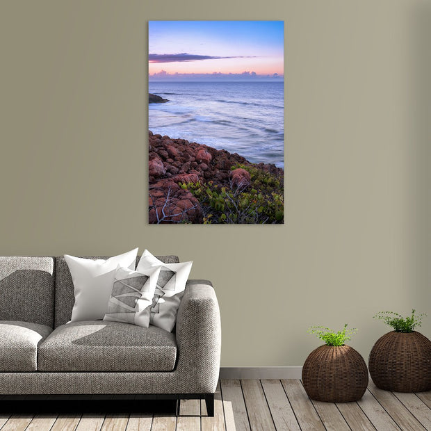 Canvas print of Blue Hour by Yuri A Jones