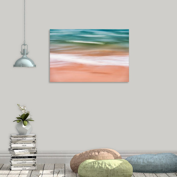 Canvas print of The Shore III by Yuri A Jones