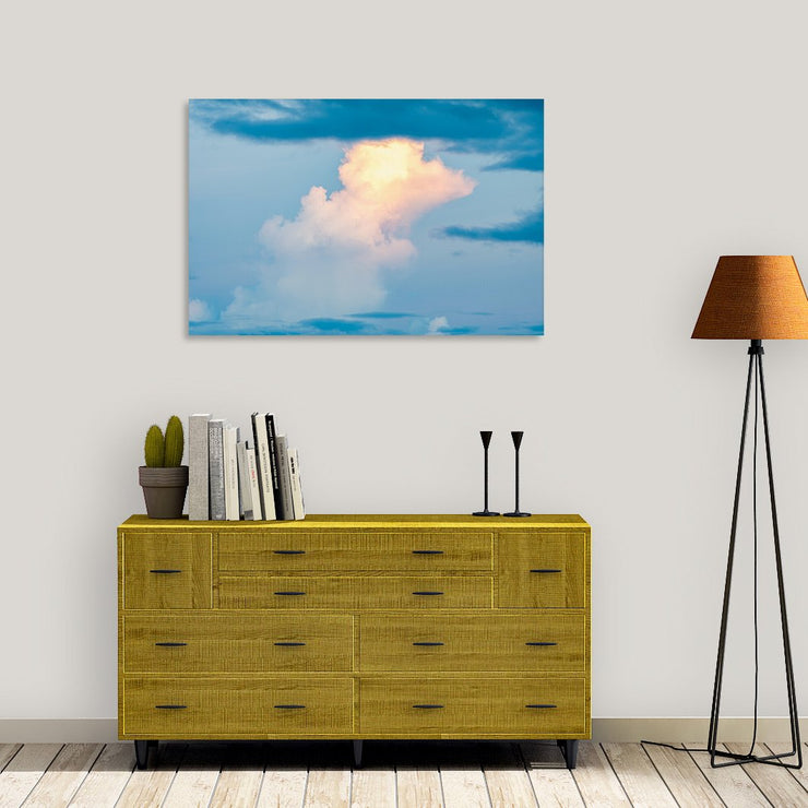 Canvas print of In the AM I by Yuri A Jones
