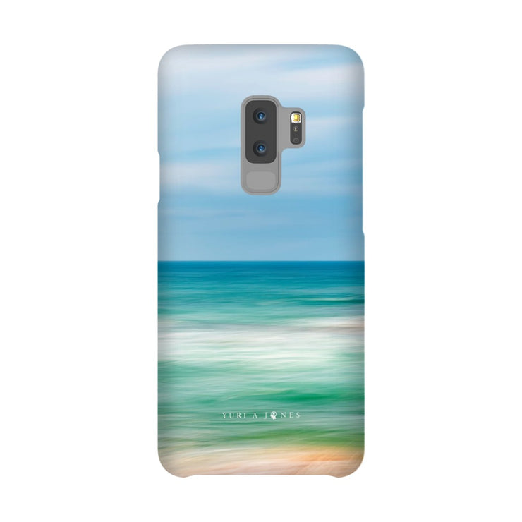 Abstract Seascape I Phone Case