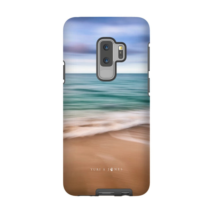 Abstract Seascape II Phone Case