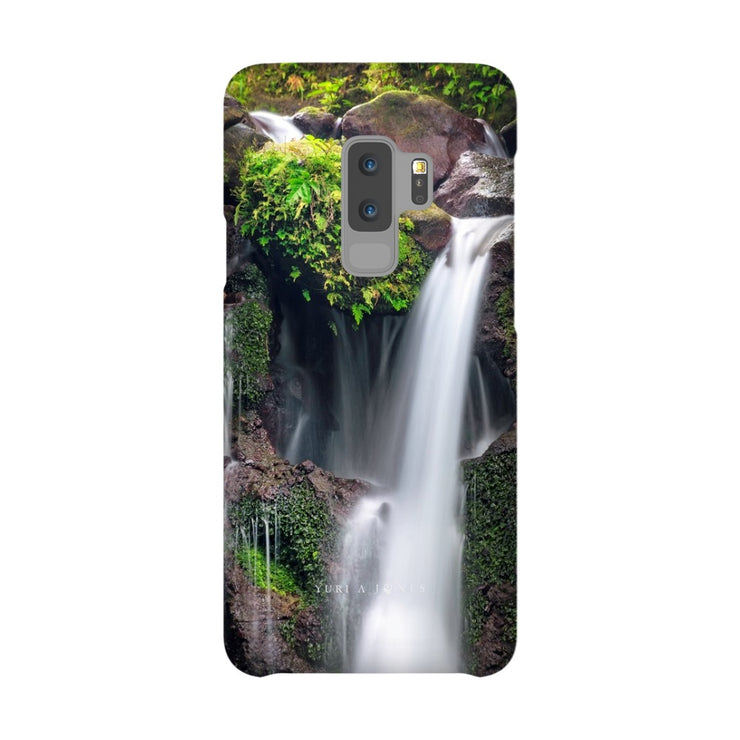 Emerald Closeup Phone Case