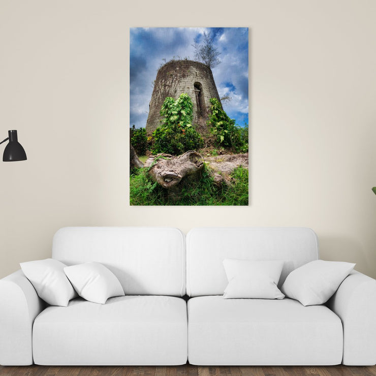 Canvas print of Miliken Estate I by Yuri A Jones