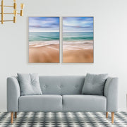 Lover's Beach Abstracts, Grouping by Yuri A Jones