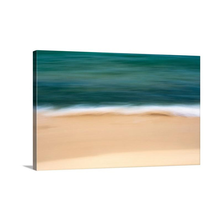 Canvas print of The Shore IV by Yuri A Jones
