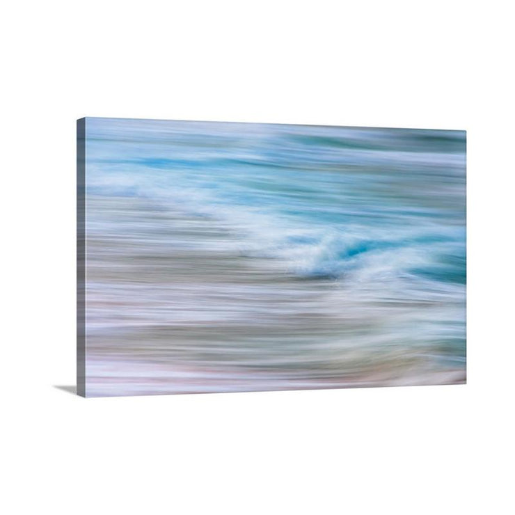 Canvas print of The Surf II by Yuri A Jones