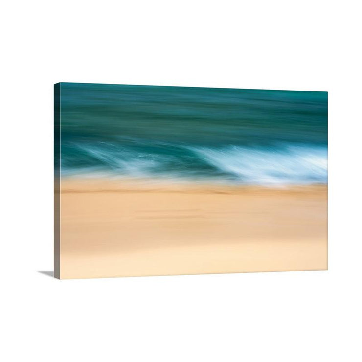 Canvas print of The Shore I by Yuri A Jones