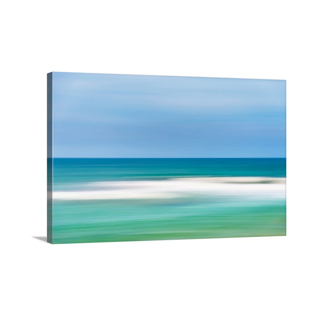 Canvas print of The Horizon I by Yuri A Jones