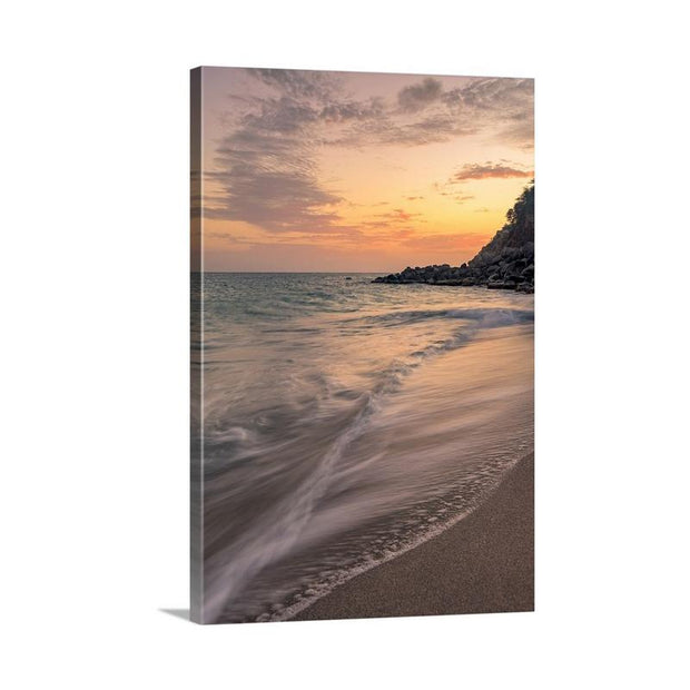 Canvas print of Frigate Bay I by Yuri A Jones