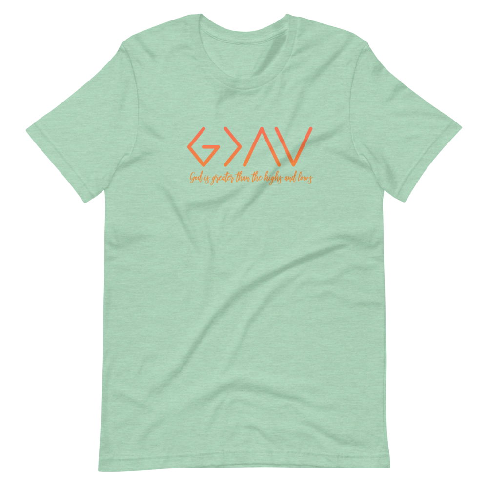 God is great Short-Sleeve Unisex T-Shirt