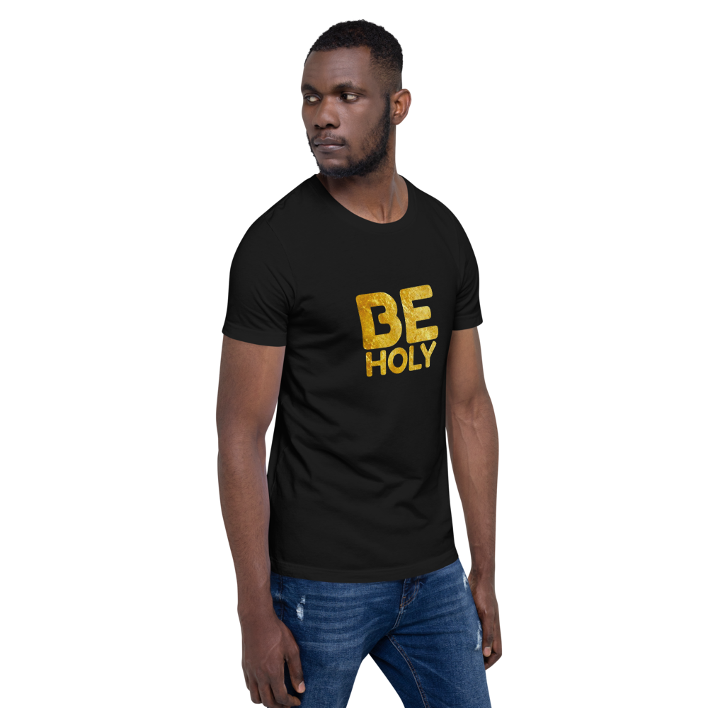 BE Holy Short-Sleeve Unisex T-Shirt