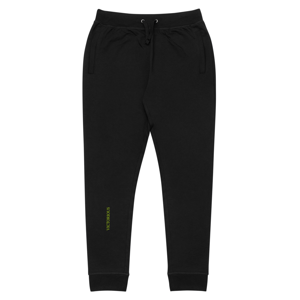 Victorious Unisex Skinny Joggers