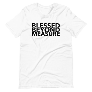 BEYOND measure Short-Sleeve Unisex T-Shirt