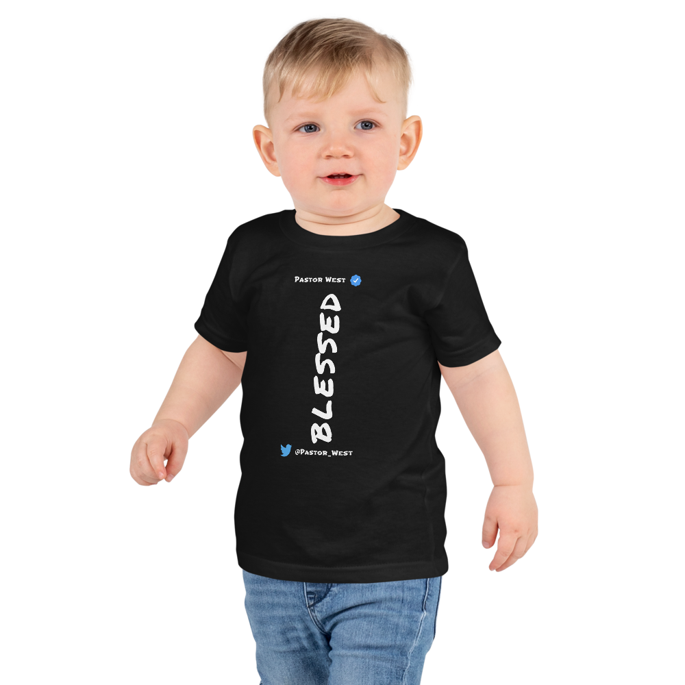 Blessed Short sleeve kids t-shirt