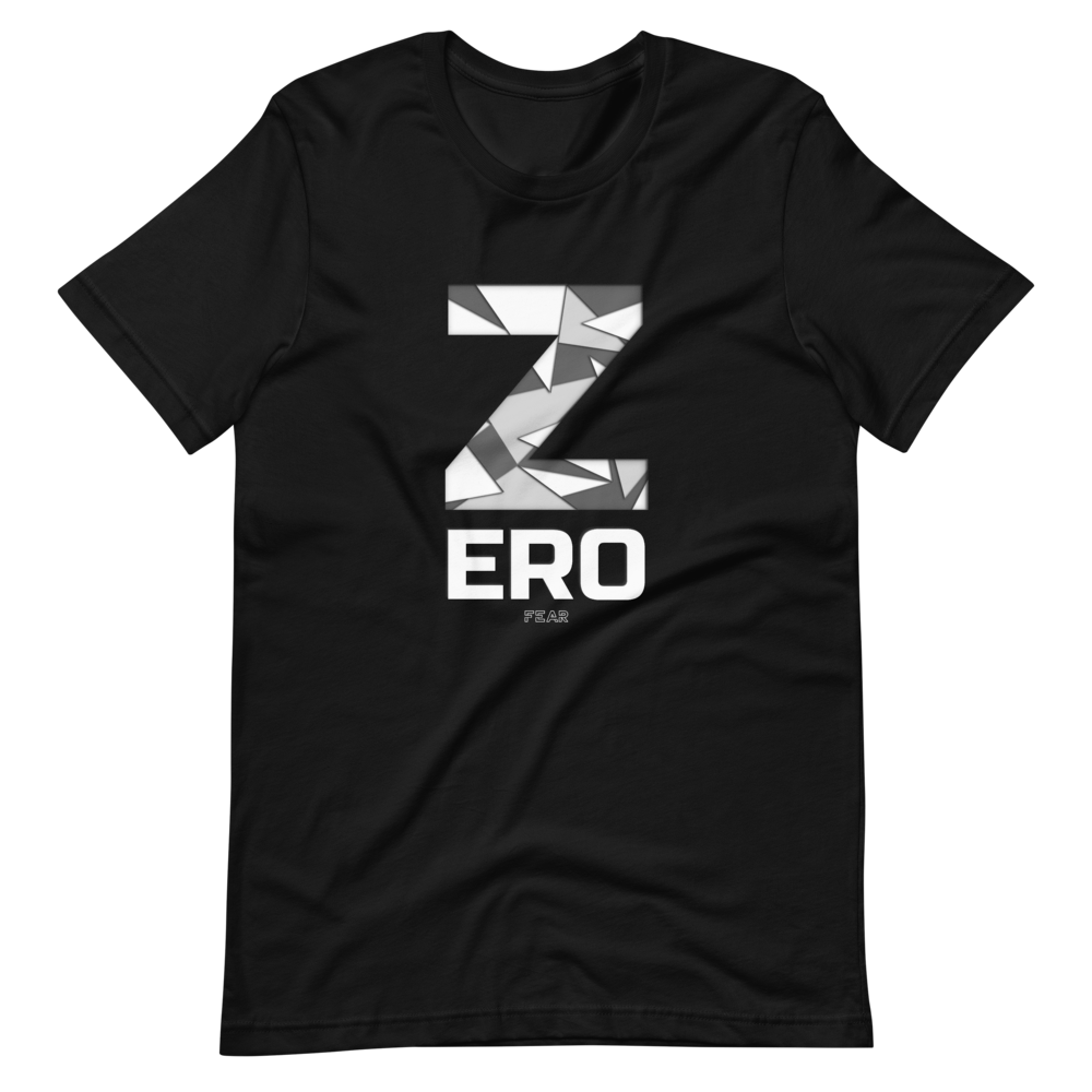 ZERO fear Short-Sleeve Unisex T-Shirt